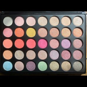 Morphe Makeup - Morphe 35 E palette- Barely Used, without box